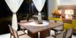 迪信DFT6262 木面方餐台