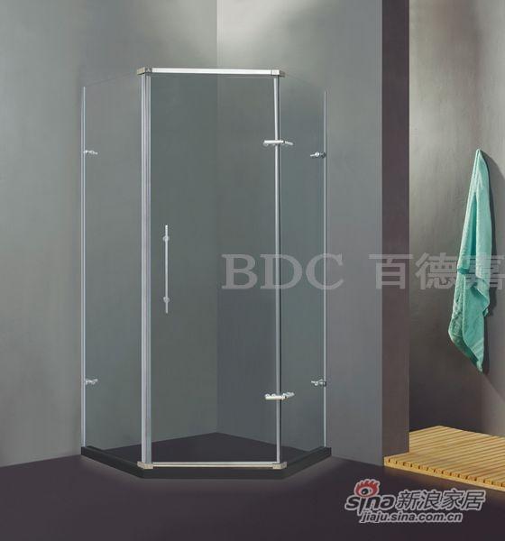 百德嘉淋浴房-H433201-0