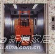 韦伯电梯WF20载货电梯