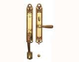 雅洁AS2031-C04-92S2031豪华锁+琥珀铜