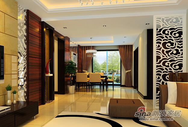 欧陆经典153平米四室两厅-1