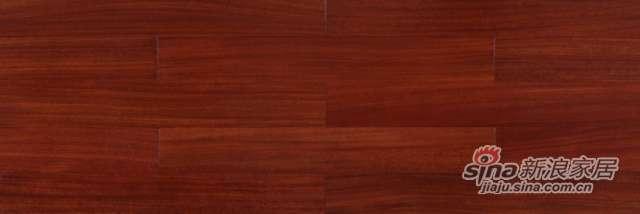 大卫地板经典实木-非洲印象系列S23LG05圆盘豆(本色淋辊)-0