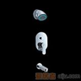 惠达暗装淋浴水龙头HD504L-04