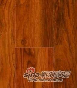 """欧龙地板""""明""""系列强化地板-M012古红木"""