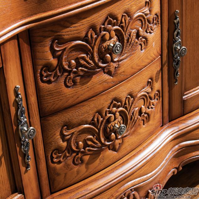 阿洛尼浴室柜-欧式仿古柜-A1625-4