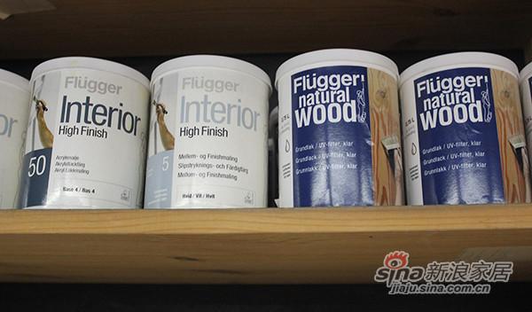 福乐阁水性木器磁漆-2