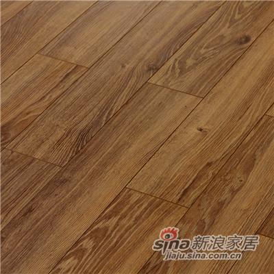 德合家SAXON 强化地板8352野生橡木