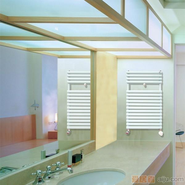 适佳散热器/暖气椭圆卫浴弯接系列:GZTD-450*7001