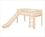 芙莱莎-滑梯床