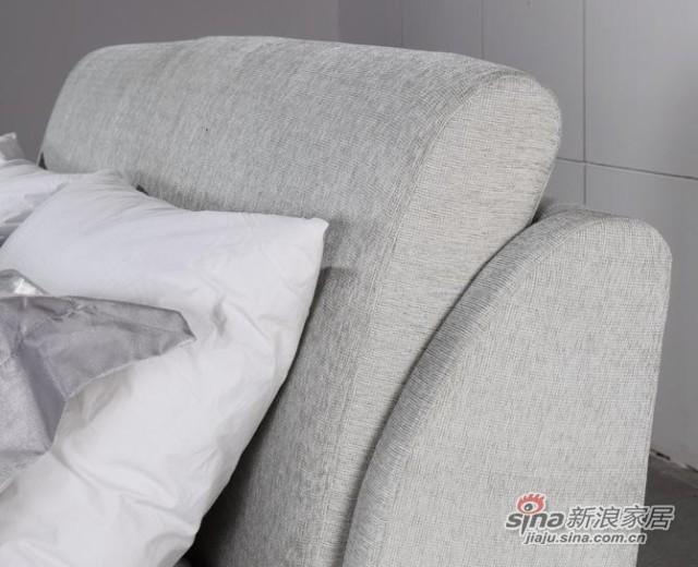 依思蒙沙风格软床-1