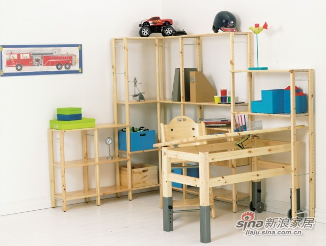 芙莱莎-可移动桌面可调绘图桌