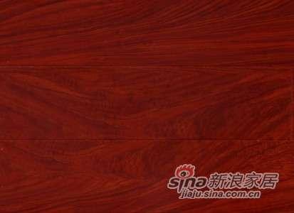 大卫地板中国红-晶彩系列强化地板DWPT0061南美酸枝-0