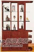 远大嘉华实木酒柜D15#-0