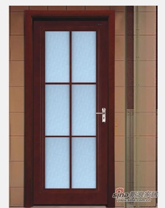 美心门玻璃门系列 3124