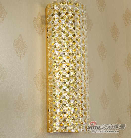 钜豪欧式时尚灯具MB87358 定制 直径220高600-2