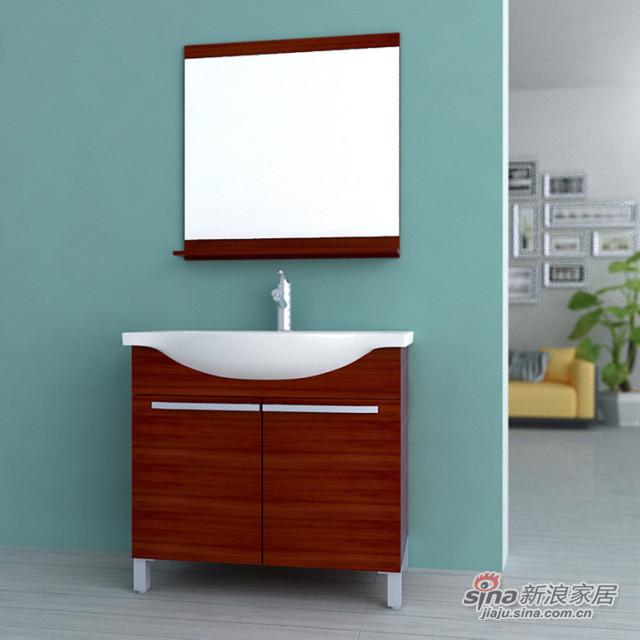 尚高卫浴浴室柜洗脸盆柜