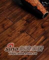 肯帝亚地板实木系列―纯实木LG-615白蜡木-0