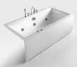 和成卫浴1.7米压克力按摩浴缸 - F1700U