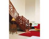 名杉东方印象系列楼梯