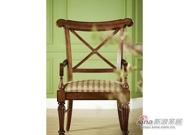 美克美家棕榈海岸x背扶手椅-1