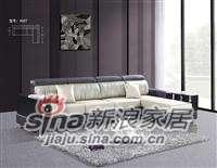 欧迪曼妮布艺沙发8507-0