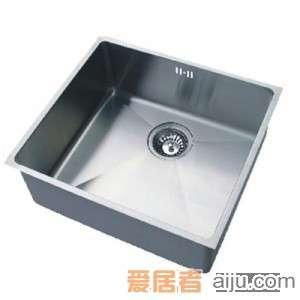 GORLDE优质不锈钢水槽/洗菜池SR系列SR08(单方盆)1