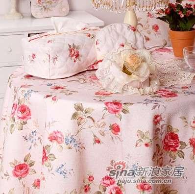 多样屋 TAYOHYA 浪漫玫瑰系列 桌布