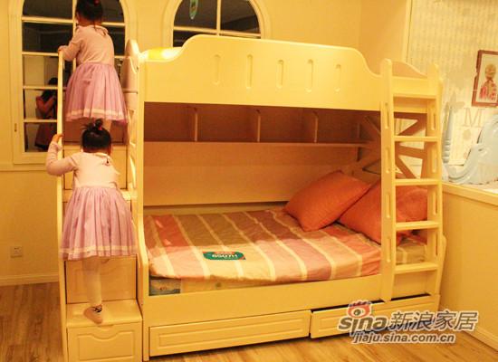 """""""星梦""""6507H青少年组合床"""