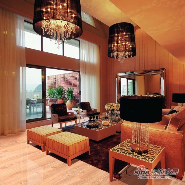 瑞澄地板--水晶镜面系列--欧洲橡木6605-0