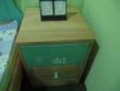 爱心城堡J014-BW1床头柜