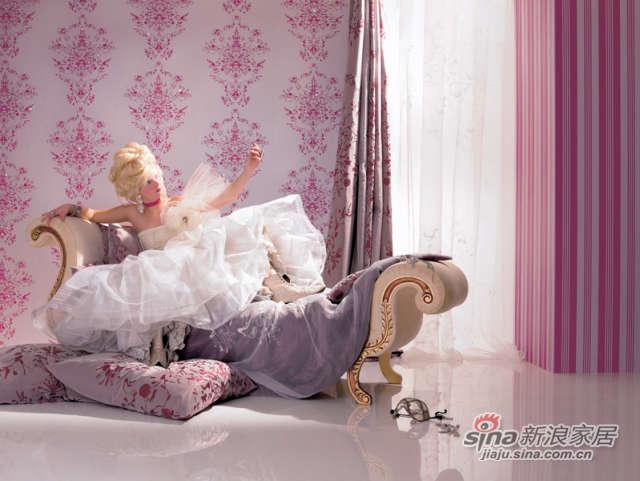 德国朗饰墙纸 浪漫与时尚 2011 216393-0