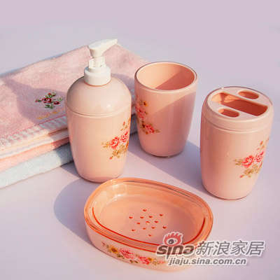 多样屋TAYOHYA 新红粉佳人2面卫浴礼盒/粉 -1