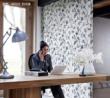 格莱美墙纸 荷兰进口纯纸壁纸卡兰蒂诺