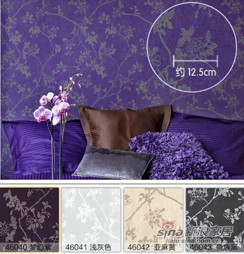 格莱美墙纸 荷兰进口纯纸壁纸卡兰蒂诺-3