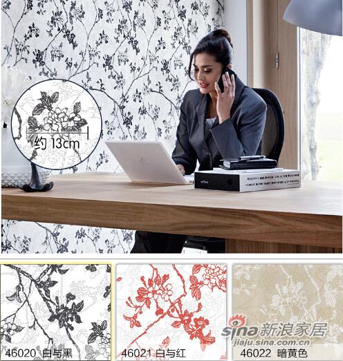 格莱美墙纸 荷兰进口纯纸壁纸卡兰蒂诺-6