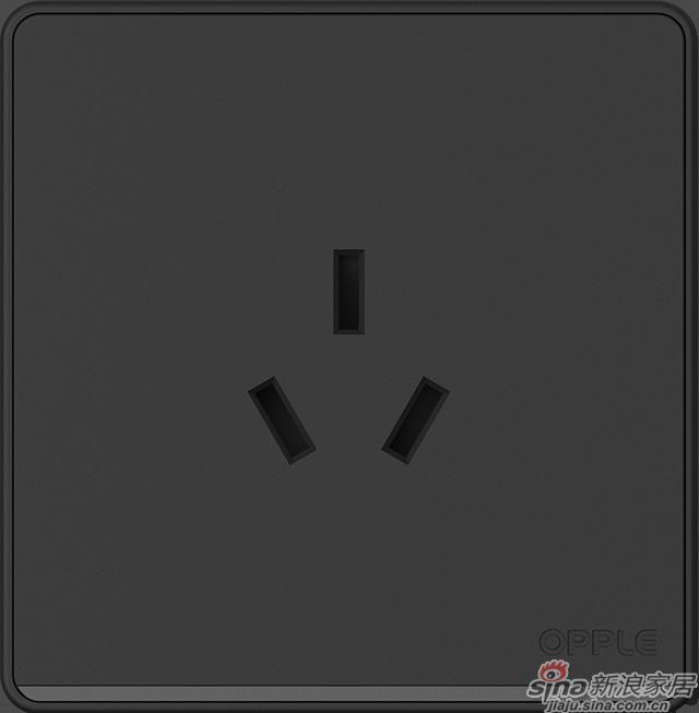 P0716A三孔黑色-0