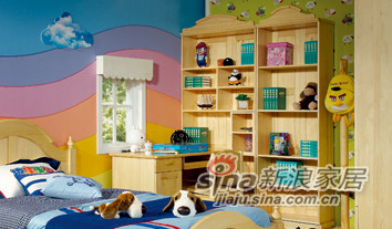 城堡王国FLS601A+B书柜