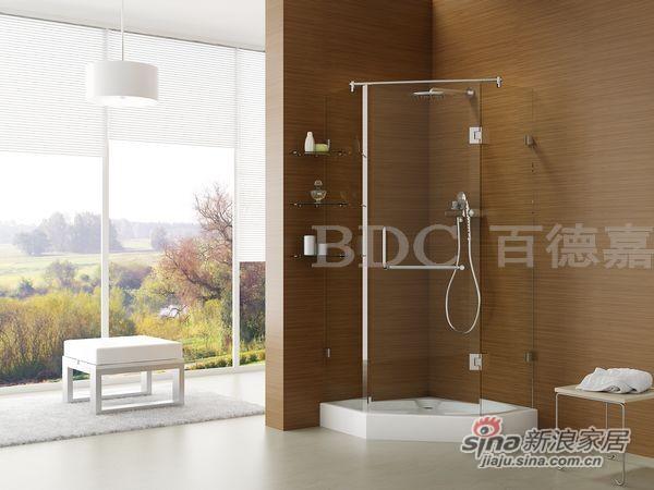 百德嘉淋浴房-H433203-0