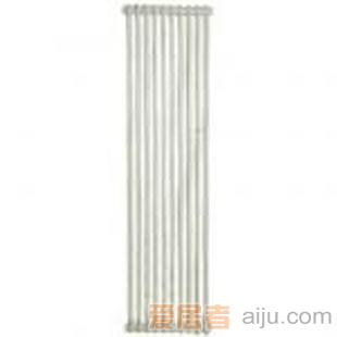 森德散热器-MC系列-2180白色两柱钢管1