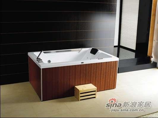 欧路莎OLS-6115按摩浴缸-0