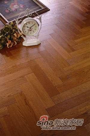 富得利/2MM多层实木复合地板栎木(欧洲橡木)咖啡时光FB-0108-20 2#-0