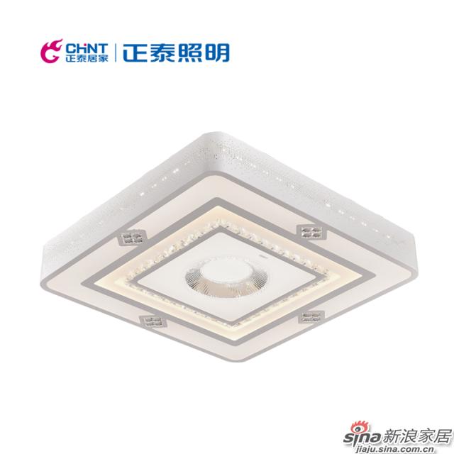 正泰照明吸顶灯 LED简约现代大气客厅灯-0