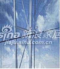 江河玻璃肋式幕墙