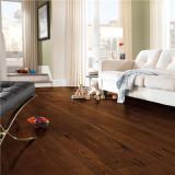 德合家Mef三层实木复合地板ES102独拼白蜡木
