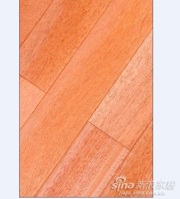上臣斯文漆木22-ZG-2臻品富贵红实木地板  -0