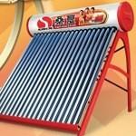 桑夏太阳能热水器