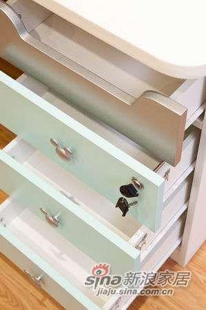 迪士尼儿童彩色家具-冰雪米奇桌-1