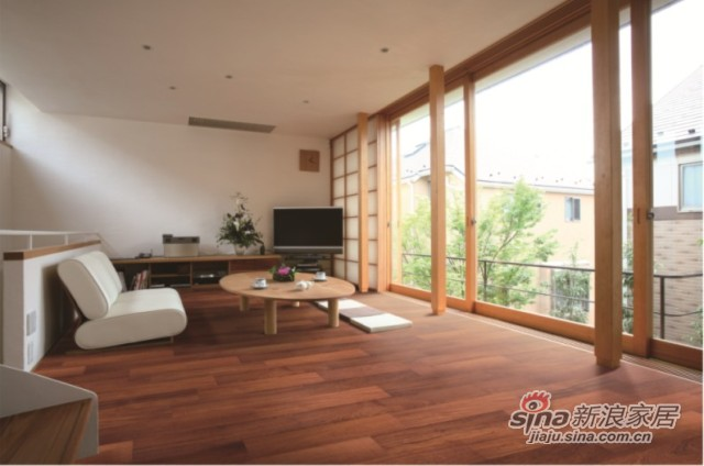 安信实木复合地板-柚木-0