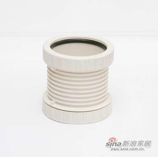 世丰PVC-U消音直接头(管箍)-0