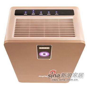 莱克(LEXY)KJ703-A 洁净空气量除菌抗过敏空气净化器-3